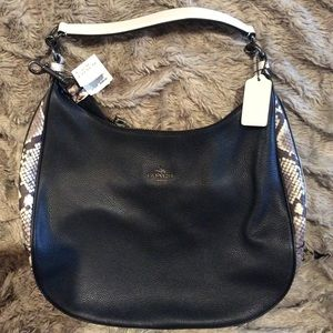 Brand new w/ tags Large Coach Hobo bag.